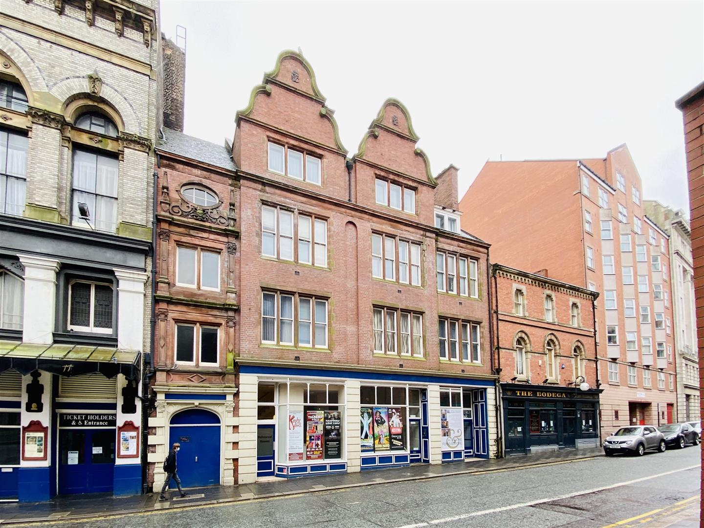 Rehearsal Rooms Newcastle Upon Tyne, 2 Bedrooms  Apartment ,For Sale